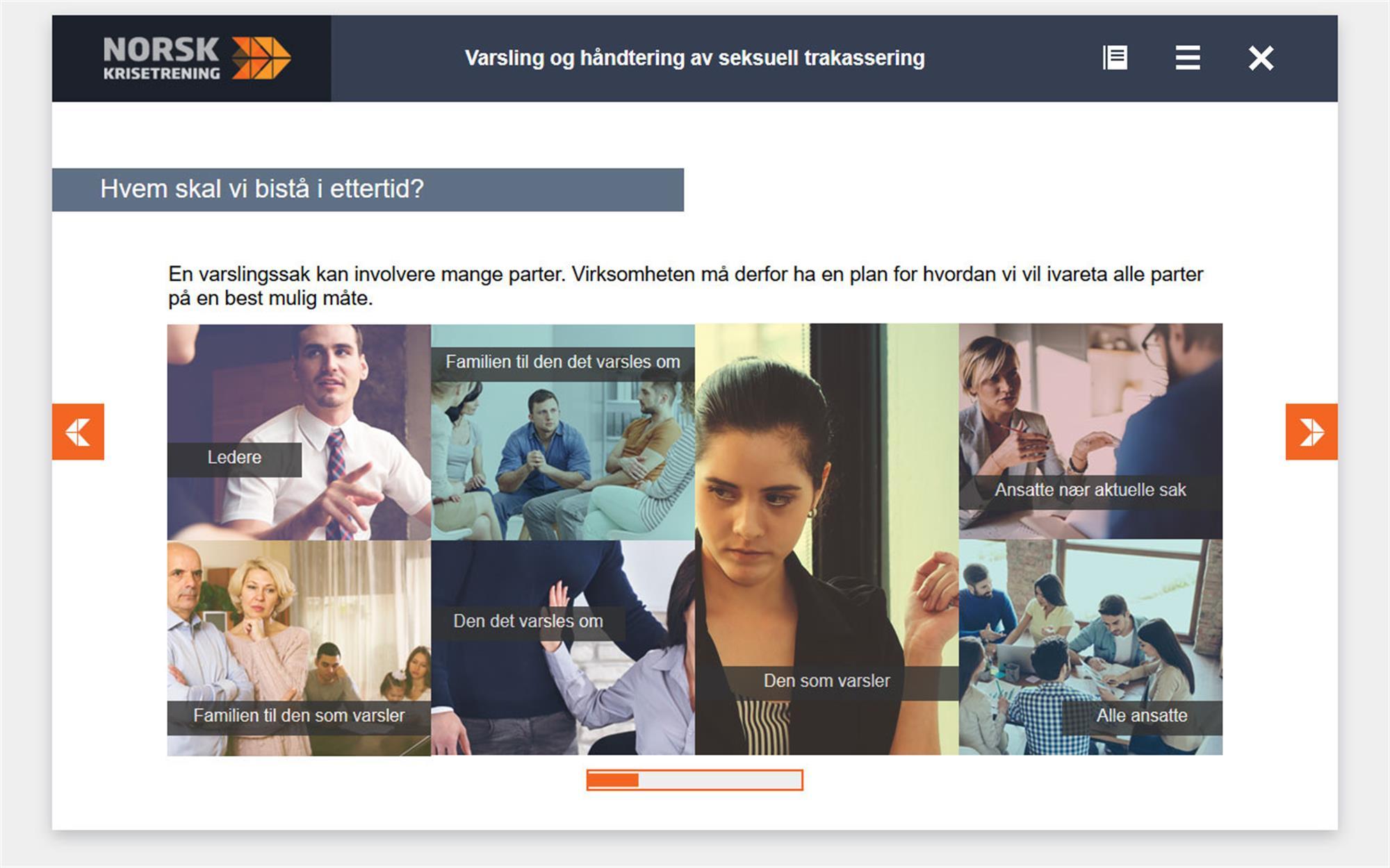 Digital Læring Apropos - Trakassering 2