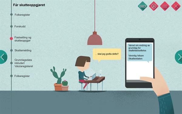 Verdikjeden 2 Digital læring Apropos